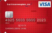 Norwegian-kortet