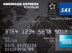 SAS EuroBonus Platinum American Express® Card
